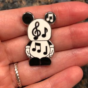 Disney Mickey Mouse Music Vinylmation Pin